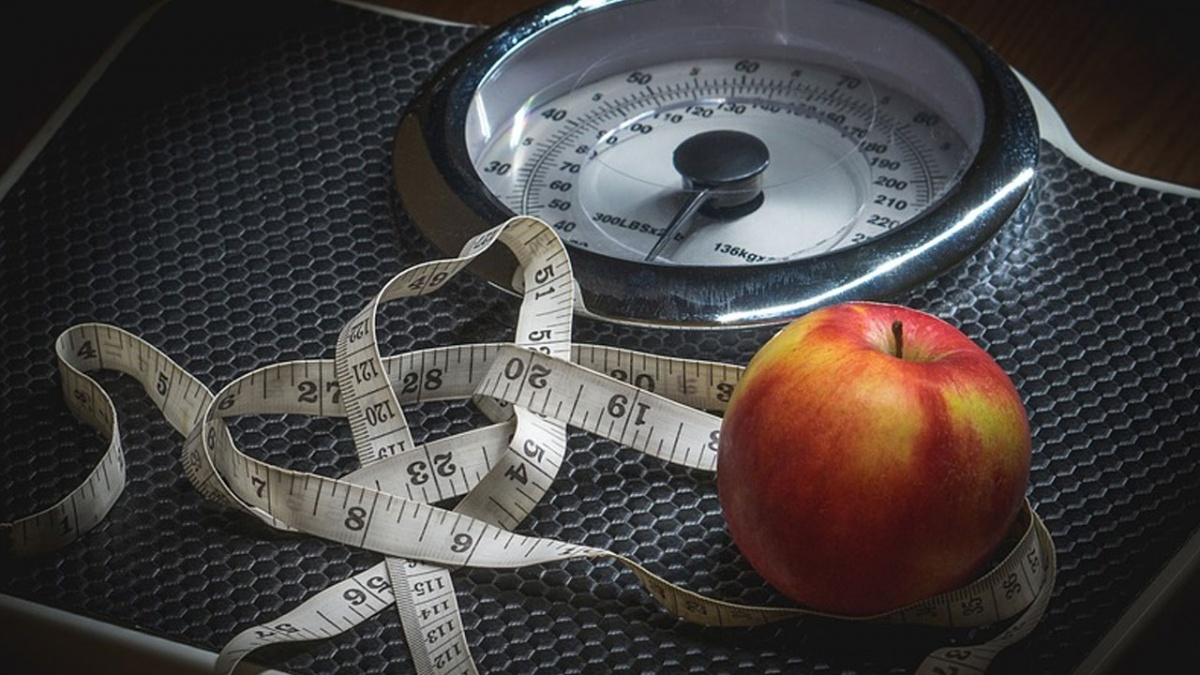 regolazione del peso corporeo
